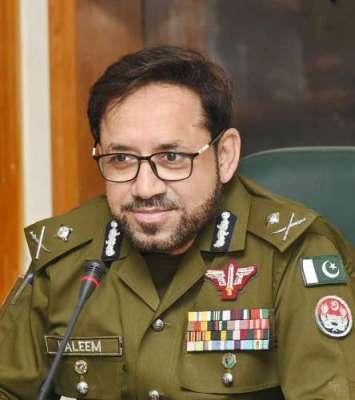 آ ئی جی پنجاب کی جانب سے صوبہ بھر میں الیکشن کمیشن کے ضابطہ اخلاق پر ..