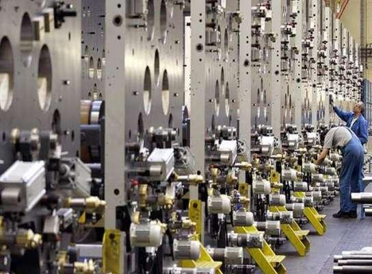 جرمنی کی صنعتی مصنوعات کے خریداری آرڈرز میں مارچ کے دوران 0.9 فیصد کمی