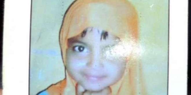 زیادتی کے بعد قتل ہونے والی 5سالہ بچی رابعہ کے کیس میں اہم پیش رفت
