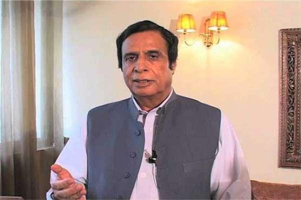 قائم مقام گورنر چودھری پرویزالٰہی سے عون چودھری کی ملاقات، مختلف سیاسی ..