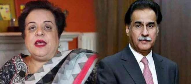 سپیکرنے شیریں مزاری کے قومی اسمبلی کے حلقے سے براہ راست انتخاب میں ..