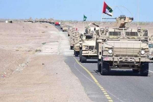 متحدہ عرب امارات نے عسکری حکمت عملی کے تحت یمن میں فوجیں اتار دیں