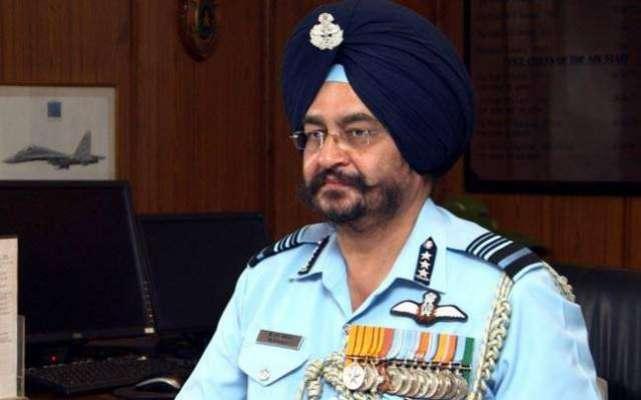 بھارتی فضائیہ کے چیف نے پاکستان کا ایف 16 طیارہ مار گرانے کے دعوے کا ..