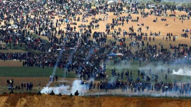 اقوام متحدہ کا غزہ میں اسرائیلی جنگی جرائم کی تحقیقات کے حق میں ووٹ