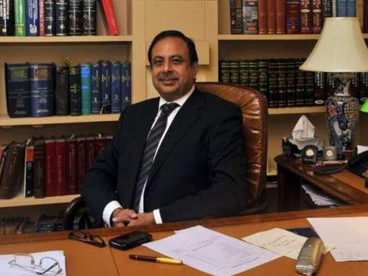 اٹارنی جنرل اشتراوصاف نے اپنے عہدے سے استعفیٰ دیدیا