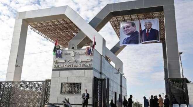 مصری صدر السیسی کا غزہ ، رفاہ بارڈ کراسنگ رمضان کے لئے کھولنے کا حکم