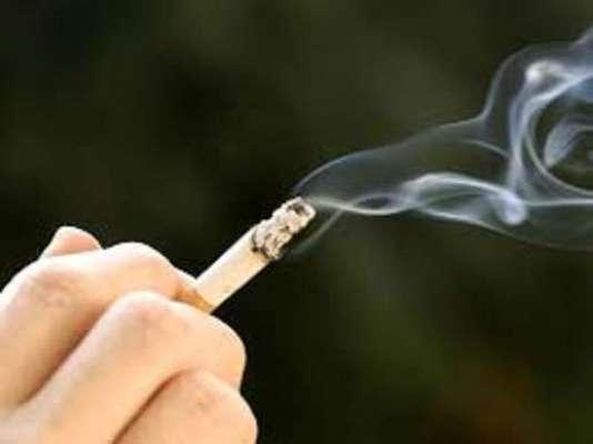 حکومت کا سگریٹ پینے والوں پر گناہ ٹیکس عائد کرنے کا فیصلہ