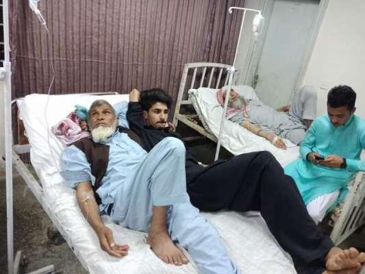 تحریک کے انصاف کے نئے پاکستان کا ڈرامہ بے نقاب