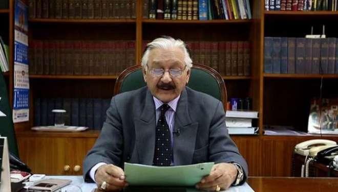حکومت نے چیف الیکشن کمشنر کے خلاف ریفرنس دائر کرنے کا فیصلہ کر لیا