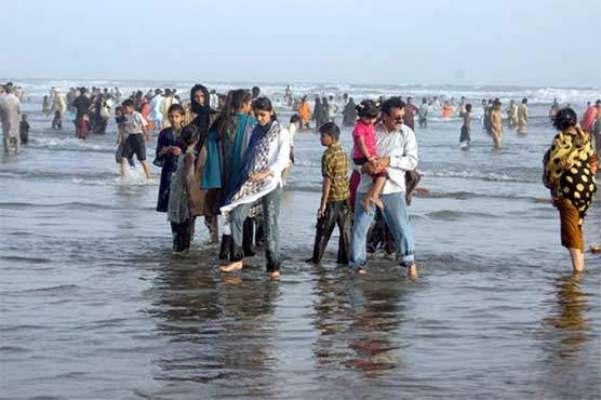 گڈانی کے سمندر میں کراچی کے سترہ افرادڈوب گئے
