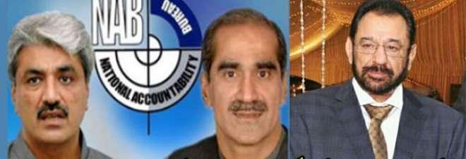سندھ سے گرفتار خواجہ سعد رفیق کے پارٹنرقیصر امین بٹ کا سفری ریمانڈ