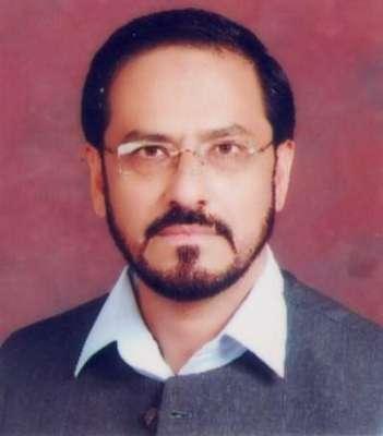 راولپنڈی میں مسلم لیگ ن کے رہنماء شکیل اعوان کے خلاف کارکنان کا احتجاجی ..