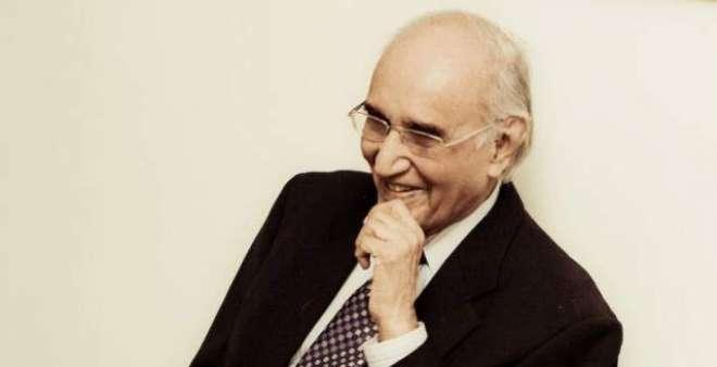 معروف مزاح نگار مشتاق احمد یوسفی انتقال کر گئے