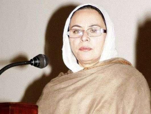 سیاسی بحران:مشیرخزانہ بلوچستان رقیہ ہاشمی عہدےسےمستعفی