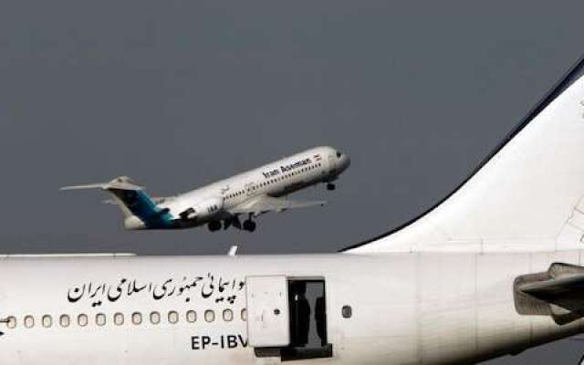 متحدہ عرب امارات کا ہنگامی ایکشن، ایرانی طیارہ تحویل میں لے لیا