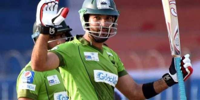 پاکستان کپ فائنل ، صہیب مقصود زخمی، 3ماہ مکمل آرام کا مشورہ