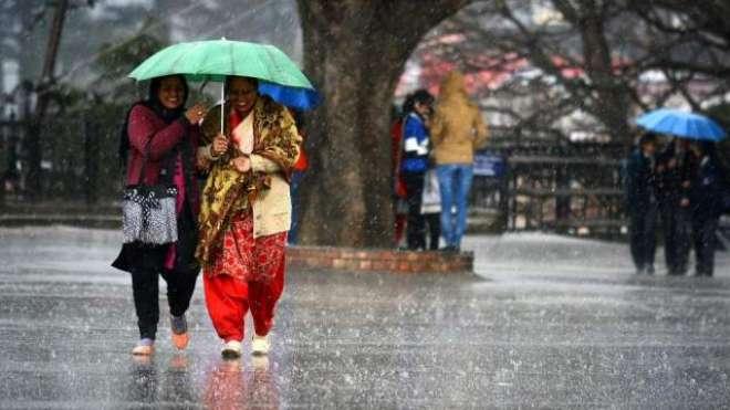 بھارتی محکمہ موسمیات کی دارالحکومت نئی دہلی میں کل مون سون کے آغاز ..