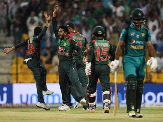 ایشیاءکپ ، اہم پاکستانی کھلاڑیوں نے قوم کو مایوس کیا