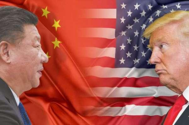 چین نے امریکا کو گھٹنے ٹیکنے پر مجبور کردیا