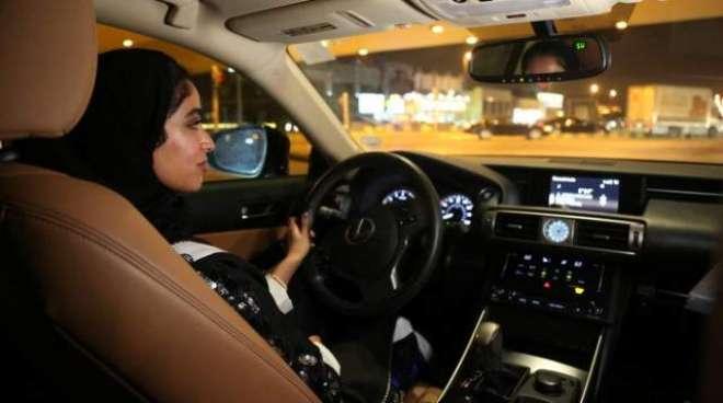 سعودی عرب:دُنیا بھر کے میڈیا نے سعودی خواتین کی ڈرائیونگ کو غیر معمولی ..