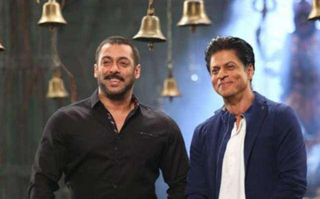ْبالی ووڈ کنگ شاہ رخ خان اور دبنگ اداکار سلمان خان نے مداحوں کو عید ..
