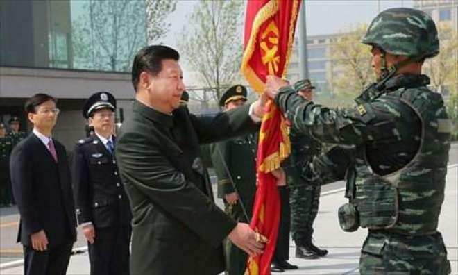 دہشتگردی کے خاتمے کے لیے چین عالمی کردار کا خواہشمند