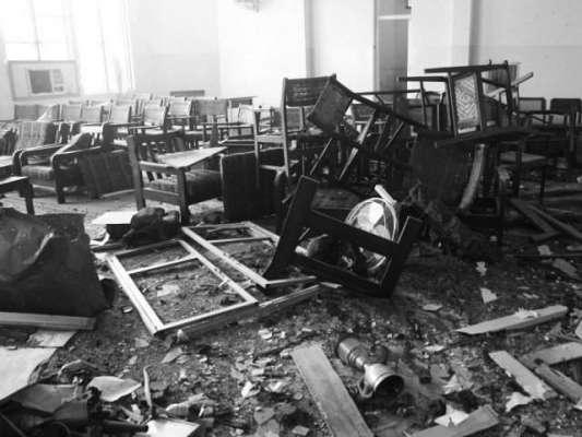 فاٹا میں لڑکیوں کے اسکولوں پر حملوں کی شفاف تحقیقات کی جائیں' ایچ آر ..