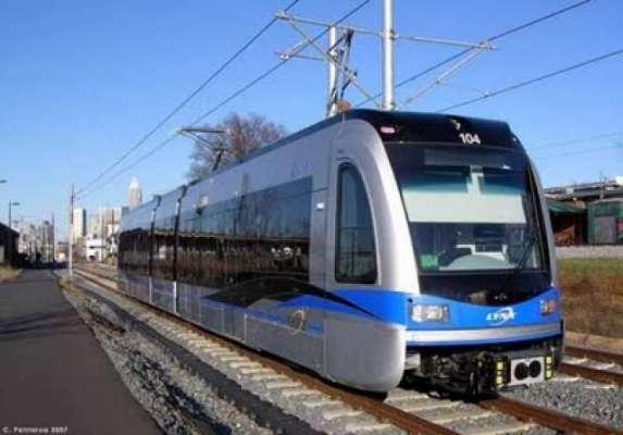 لاہور کے بعد ایک اور شہر میں میٹرو ٹرین منصوبے کے آغاز کی تیاریاں