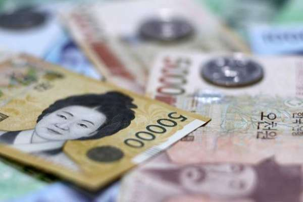 جنوبی کوریا کی اقتصادی شرح نموسال کی پہلی سہ ماہی کے دوران 1.1 فیصدرہی
