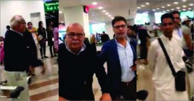 نیو اسلام آباد ائیر پورٹ پر سامان کی تاخیر سے متعلق ویڈیو کلپ پُرانا ..