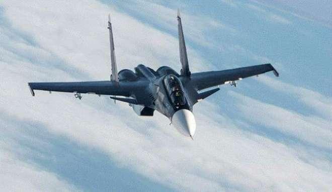 شام میں روسی جنگی طیارہ گرکرتباہ ،2 پائلٹ ہلاک ہوگئے