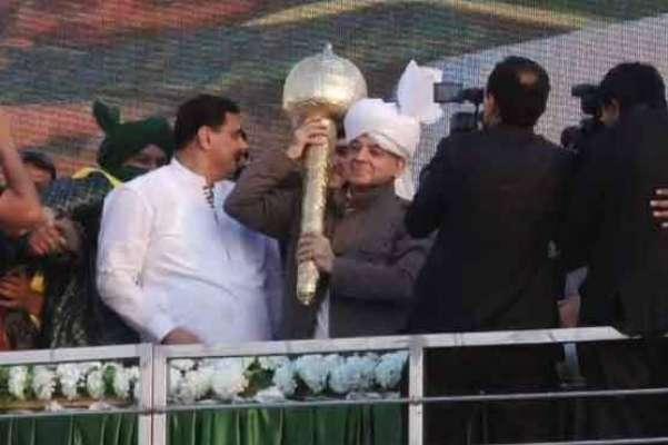 شہبازشریف بلامقابلہ مسلم لیگ نون کے صدر منتخب'جنرل کونسل کے اجلاس ..
