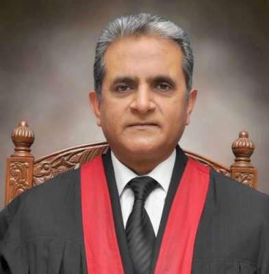 چیف جسٹس لاہور ہائی کورٹ نے پاکستان کی پہلی شام کی عدالت کا باقاعدہ ..