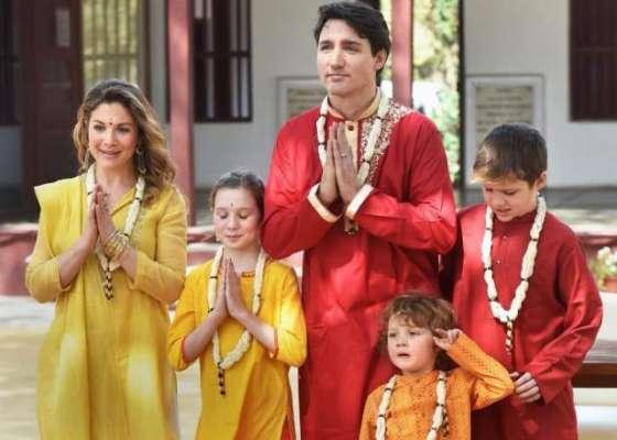 دوبارہ کبھی بھارت نہیں جاؤں گا، کینیڈین وزیراعظم