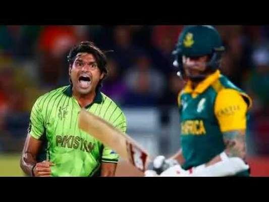 پاکستان کرکٹ ٹیم رواں سال کے آخر میں جنوبی افریقہ کیخلاف سیریز کھیلے ..