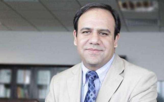 ڈاکٹر عمر سیف نے خود کو برطرف کرنے کی وجہ بتا دی