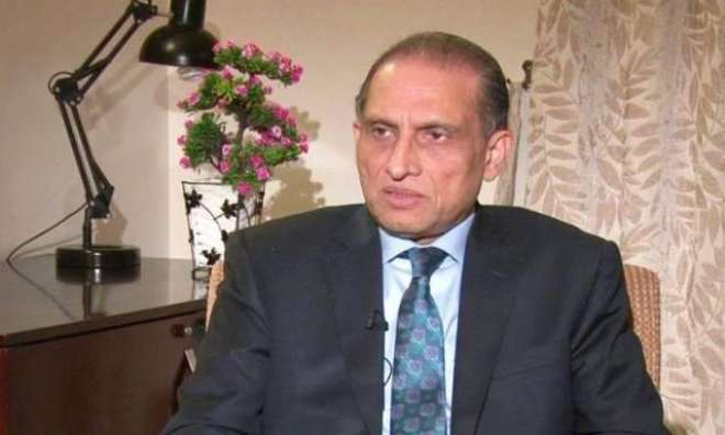 پاکستان اور امریکا کو افغانستان میں امن کیلئے ملکرکام کرنے کی ضرورت ..