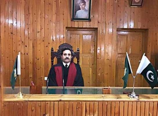 ٹھیکیدار محمد اقبال کی عبوری ضمانت منسوخ'