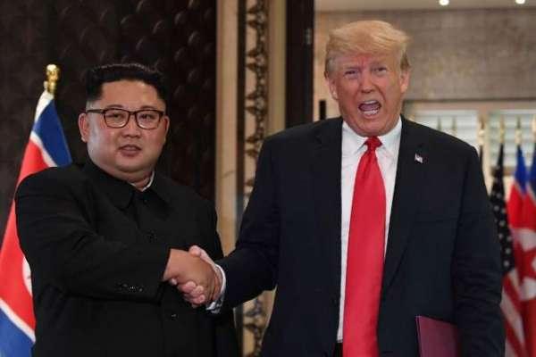 شمالی کوریا سے اب کوئی جوہری خطرہ نہیں، امریکی صدر کا دعویٰ