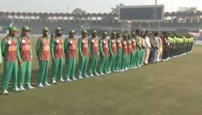 پاکستان بلائنڈ کرکٹ کونسل نےخواتین ٹیم بھی لانچ کردی