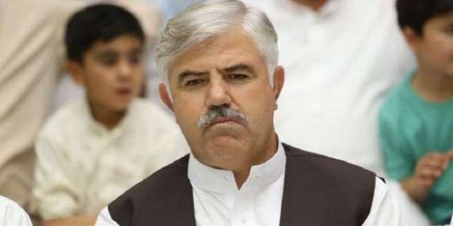 وزیراعلیٰ خیبرپختونخوا محمود خان کا صحافی اسرار باچا کی وفات پر اظہار ..