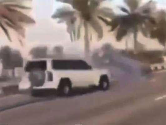 ابو ظہبی:گاڑیوں کی خُونی ریس راہگیر نوجوان کی جان لے بیٹھی