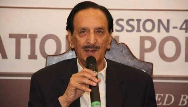 قائد ا یوان راجہ ظفر الحق کی یکہ توت بم دھماکے کی مذمت