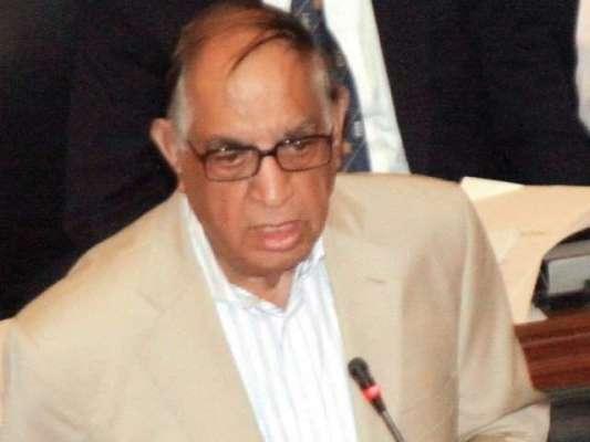 متحدہ رہنماء سید سردار احمد کا پارٹی سے مستعفی ہونے کا اعلان