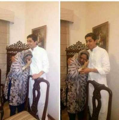 لودھراں ضمنی الیکشن میں شکست ؛  علی ترین کی والدہ شکست پر آبدیدہ ،علی ..