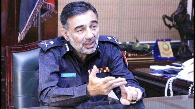 آئی جی خیبر پختونخوا صلاح الدین محسود کو عہدے سے ہٹا دیا گیا