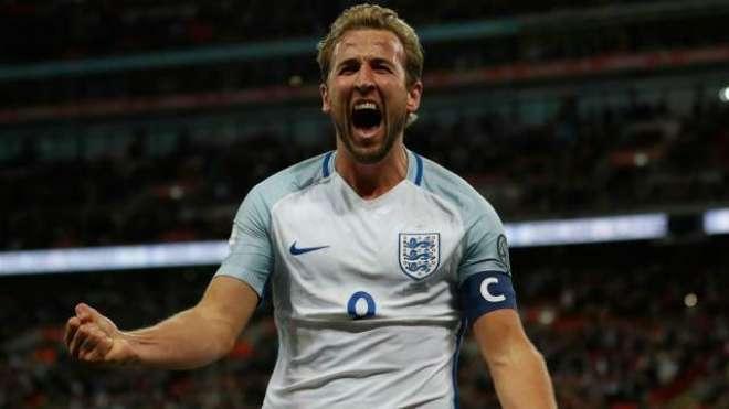 ہیری کین فیفا ورلڈ کپ فٹ بال ٹورنامنٹ کیلئے انگلش ٹیم کے کپتان مقرر
