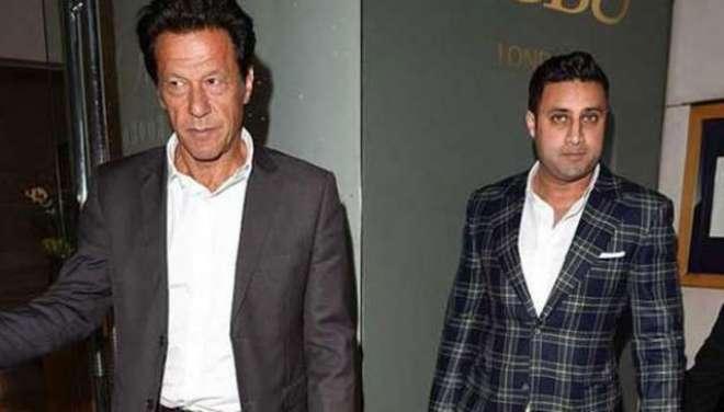 عمران خان کے دوست زلفی بخاری نے ریحام خان کو قانونی نوٹس بھجوا دیا