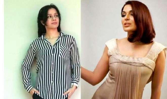 گلوکارہ رابی پیرزادہ نے میرا کو الزامات لگانے پر منہ توڑے کا پیغام ..