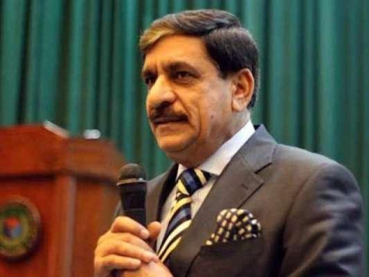 ْ مشیر قومی سلامتی لیفٹیننٹ جنرل (ر) ناصر خان جنجوعہ سے بھارتی ہائی ..